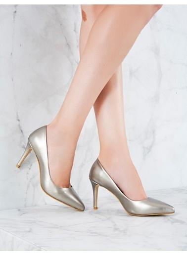 Mecrea Stiletto Gümüş